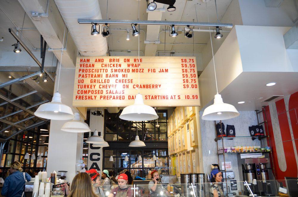 Uo Cafe New York Ny