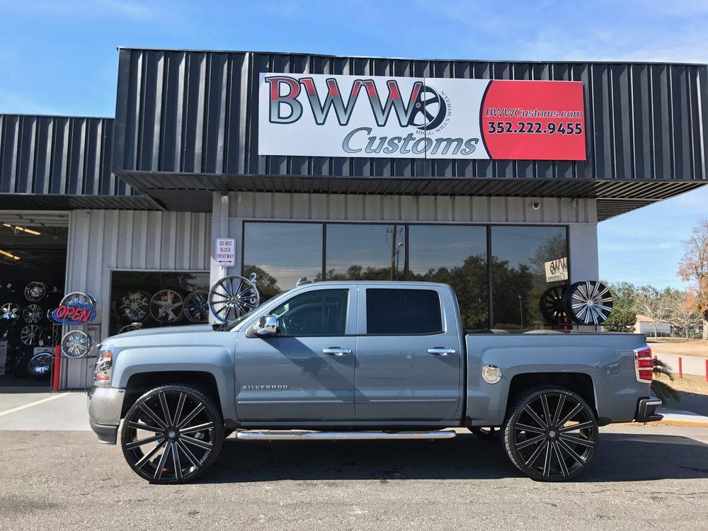 Bigg Will's Wheels: 2000 N Main St, Gainesville, FL