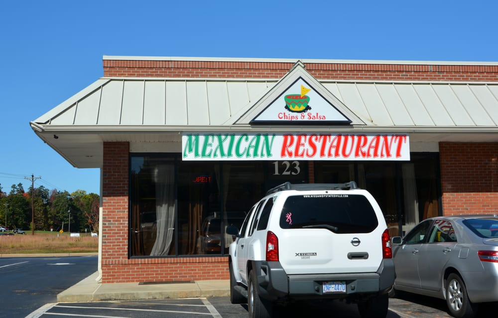 Mexican Restaurant In Troutman Nc