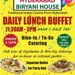 Ad Hyderabad Biryani House