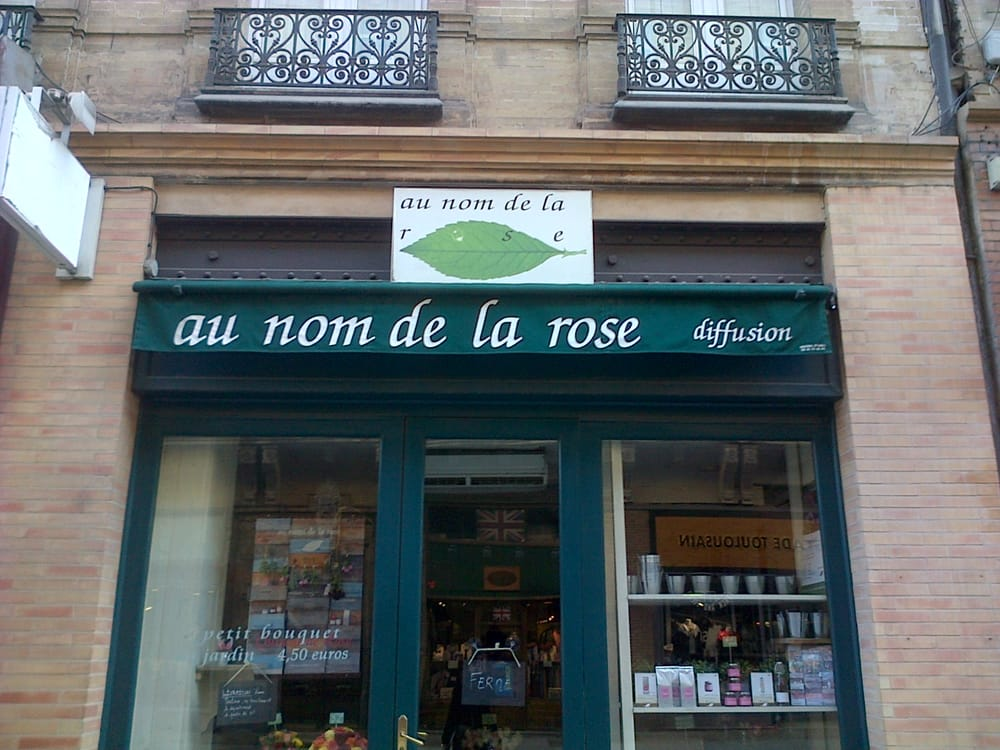 Au nom de la rose fleuriste 54 rue alsace lorraine jean jaur s toulouse france num ro - Au nom de la rose fleuriste ...
