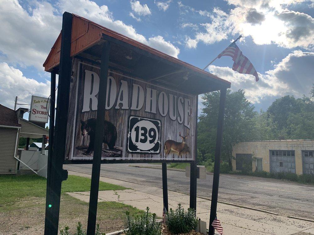 Roadhouse 139: 3322 State Hwy 139, Long Lake, WI