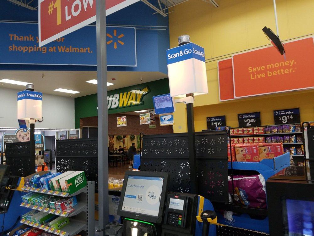 Walmart Supercenter: 11901 Standiford Plaza Dr, Louisville, KY