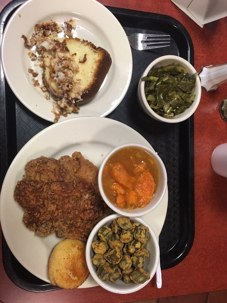 Lillie's Restaurant: 412 Hwy 80 E, Clinton, MS