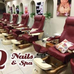 Q Nails and Spa - 184 Photos & 254 Reviews - Nail Salons - 3410 ...