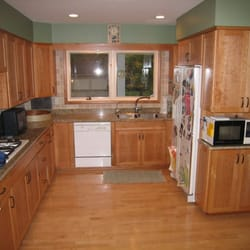 Photo Of Cabinet Masters   Madison, WI, United States. Cherry Reface And New