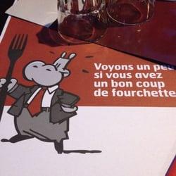 Hippopotamus - Aix en Provence, France