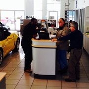 New Car Manager Photo Of Heiser Chevrolet   West Allis, WI, United States.  Sales Desk In