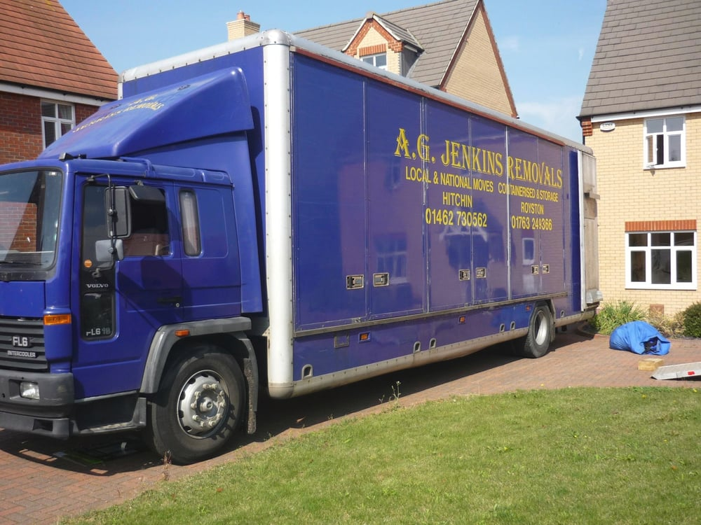 a g jenkins removals 24 fotos umz ge 11 home close. Black Bedroom Furniture Sets. Home Design Ideas