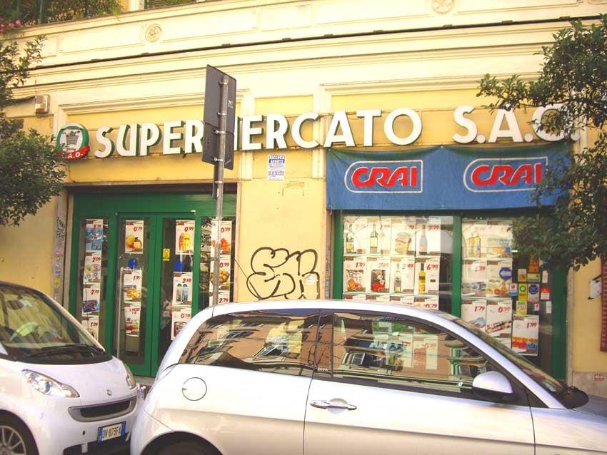 Supermercato S.A.O. Crai