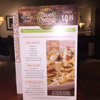 Photo Of Olive Garden Italian Restaurant Austin Tx United States Come Get