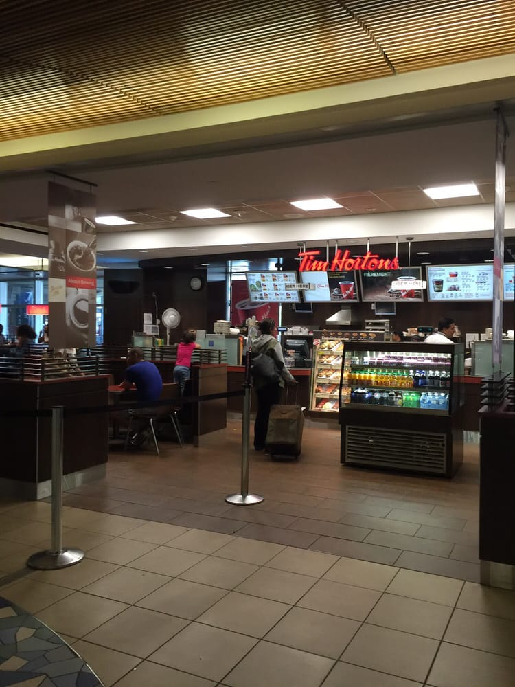 Restaurants Near Edmonton International Airport