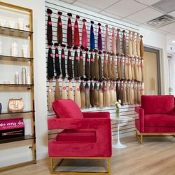 Glam Seamless Glam Room Salon - Hair Extensions - 80 River St ...