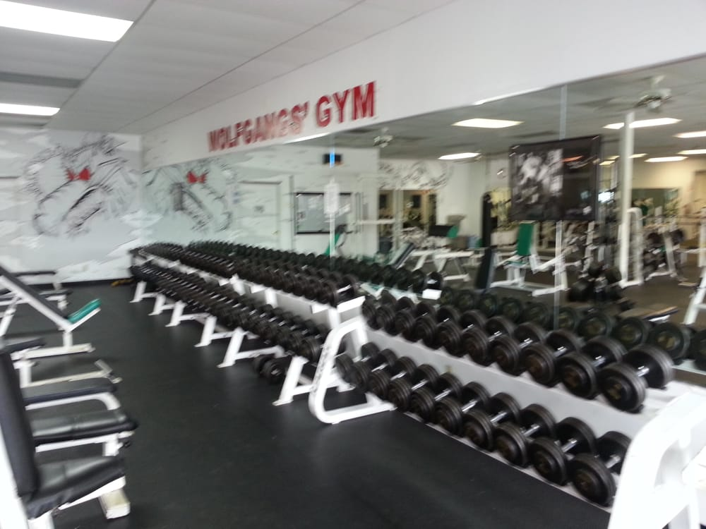 Wolfgang's Gym & Fitness Center