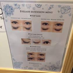 1156efccef1 Photo of Graceous Eyelash Extension Salon - Singapore, Singapore. Pricing  menu