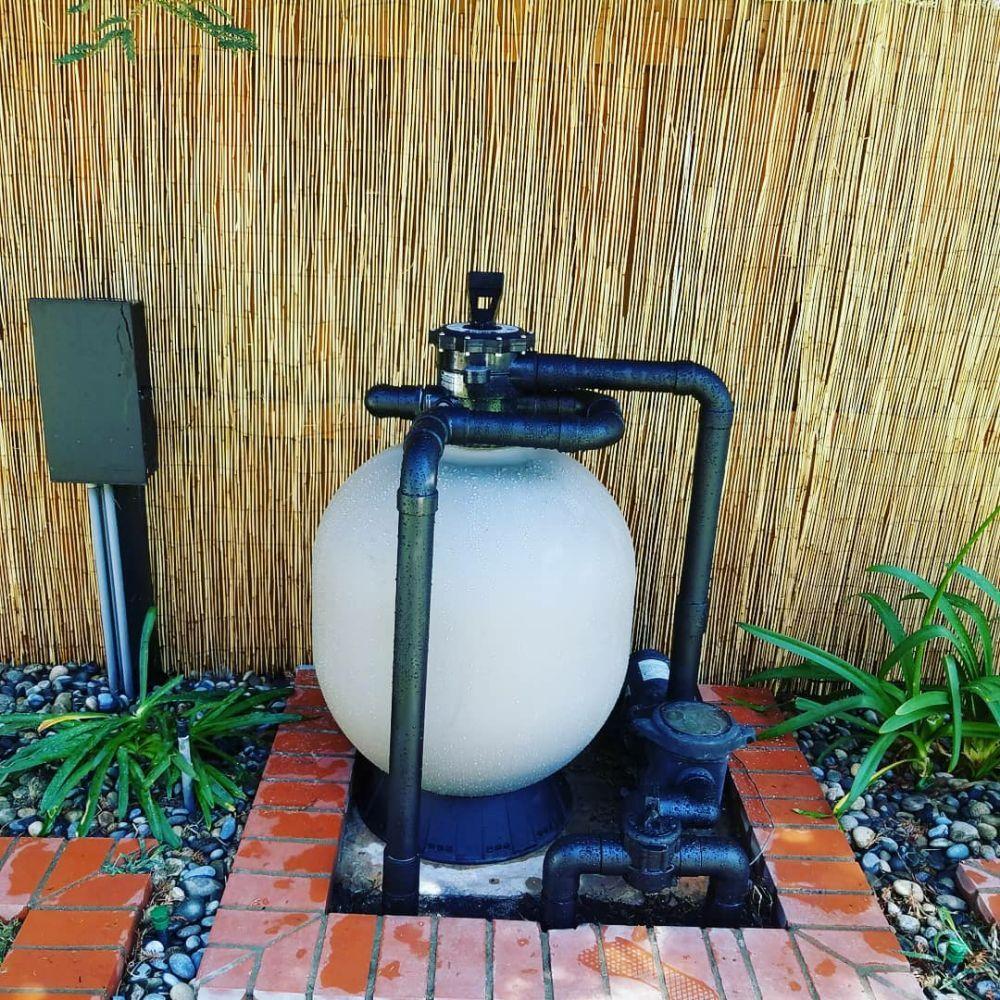 Hayward sand filter hook up
