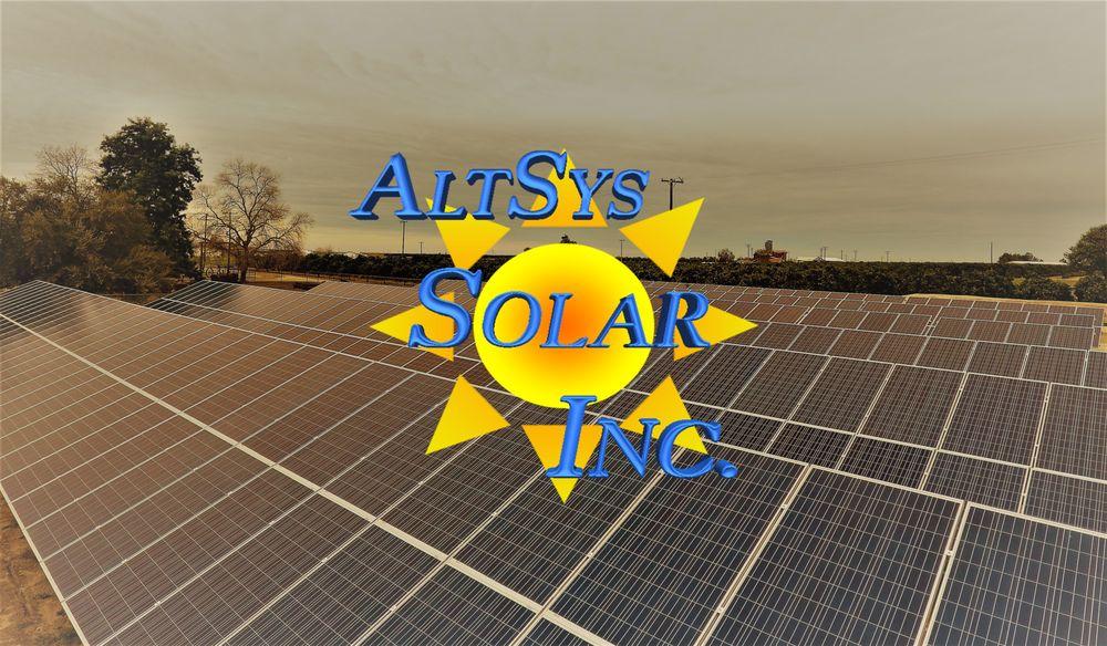 AltSys Solar: 1434 E Tulare Ave, Tulare, CA