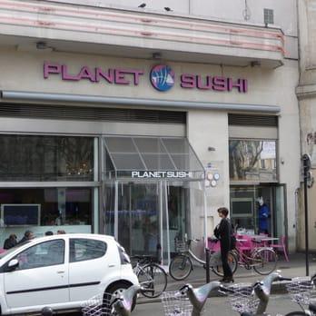 Planet sushi 20 photos 49 avis japonais 2 - Restaurant japonais tapis roulant paris ...