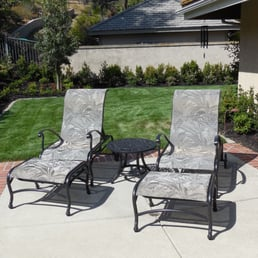 Wonderful Photo Of Patio Outlet   Orange, CA, United States. Malibu 2pc Chaise Chair