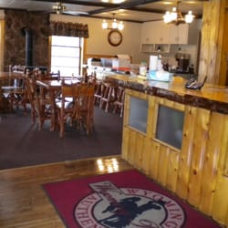 Photo Of Deer Haven Lodge Ten Sleep Wy United States Inside The