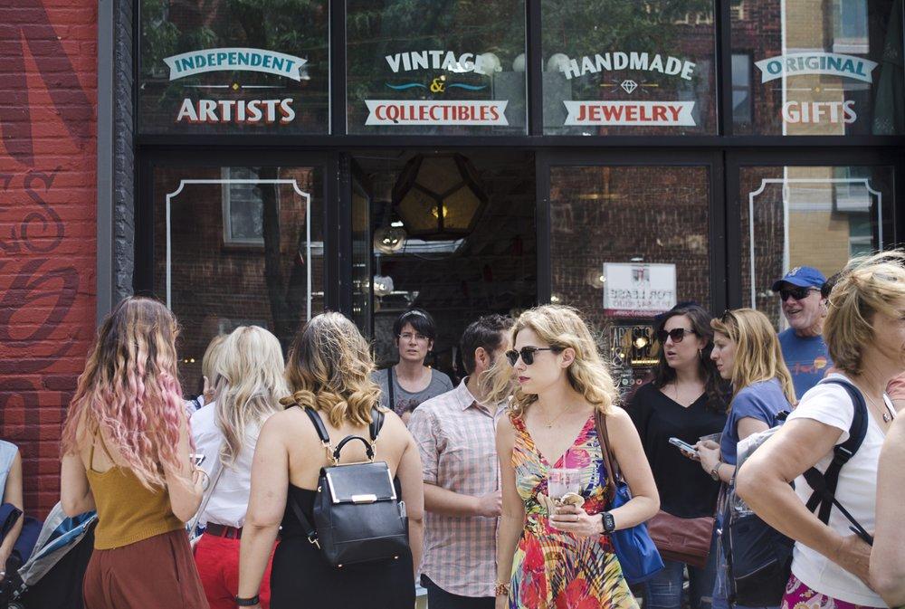 Artists & Fleas: 70 N 7th St, Brooklyn, NY