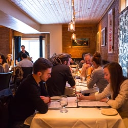 Photo Of La Marmotte Telluride Co United States Dining Room