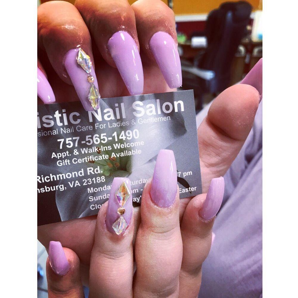 Artistic Nail & Salon - 48 Photos & 15 Reviews - Nail Salons - 3044 ...