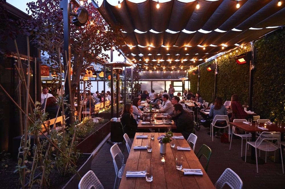 Rose Cafe & Restaurant: 220 Rose Ave, Venice, CA