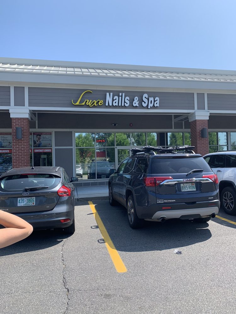 Luxe Nails & Spa: 380 Lafayette Rd, Seabrook, NH