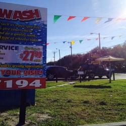 Car Wash Gunn Hwy