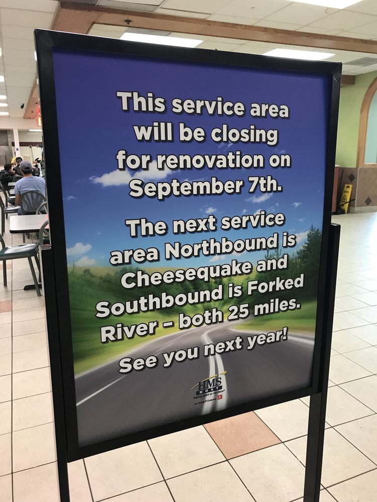 Monmouth Service Area