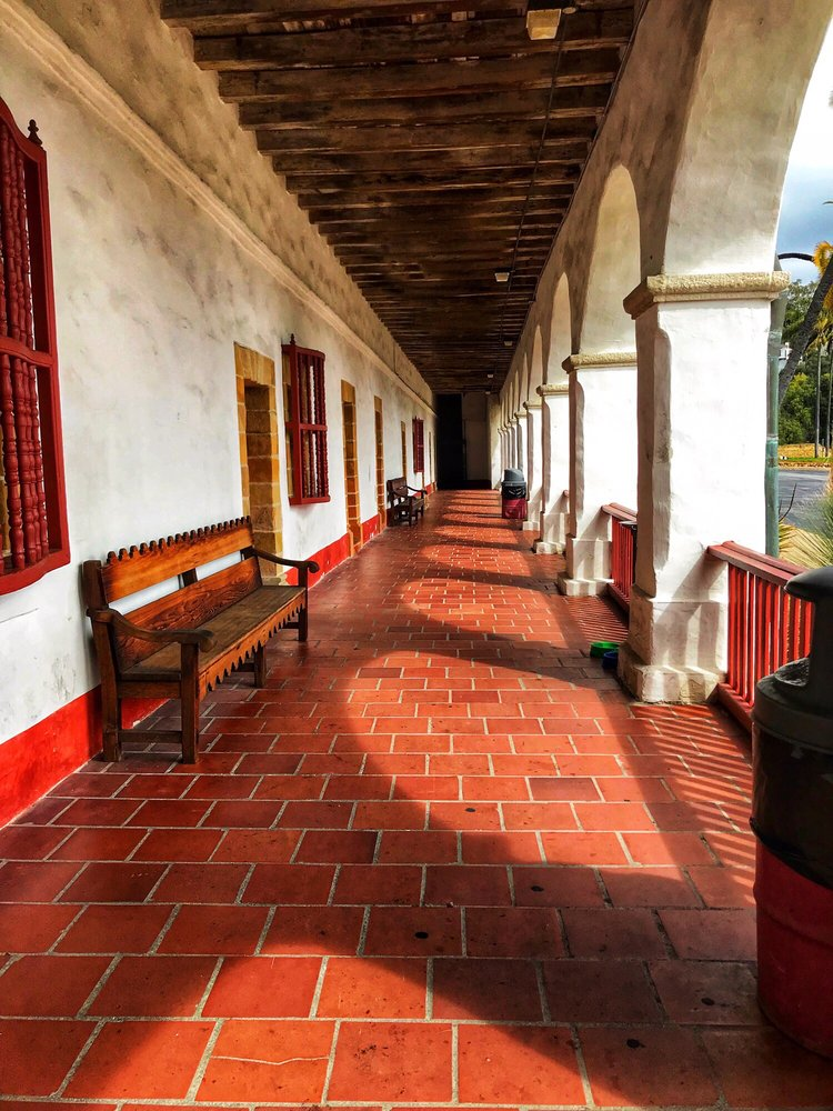 Social Spots from Mission Santa Barbara