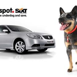 Redspot Sixt Rent A Car Car Hire Terminal Ground Fl Terminal 3