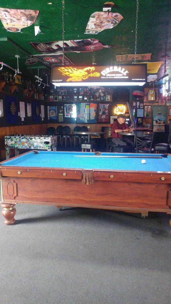 Cuz's Sportsman's Club: 594 Broadway Ave, Seaside, CA