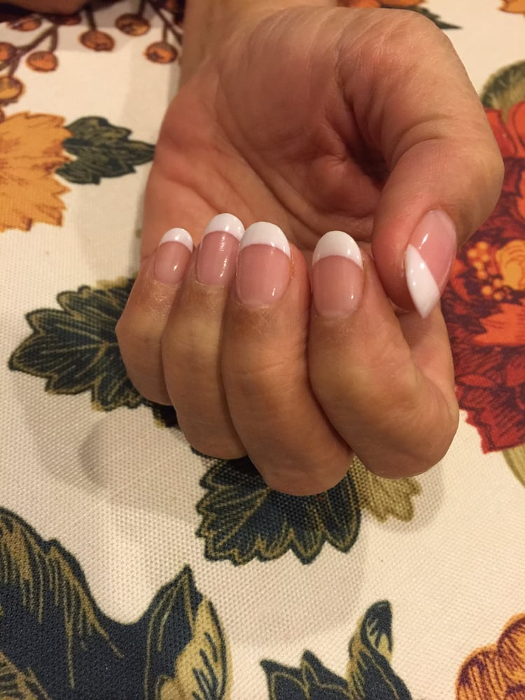 Dipping Powder Nails By Kim Yelp