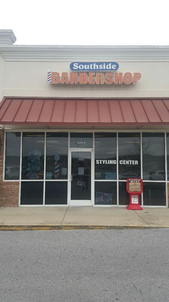 Southside Barber & Style Shop: 1430 Volunteer Pkwy, Bristol, TN