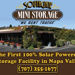 Exceptional Photo Of Southgate Mini Storage   Napa, CA, United States. A Photo Of