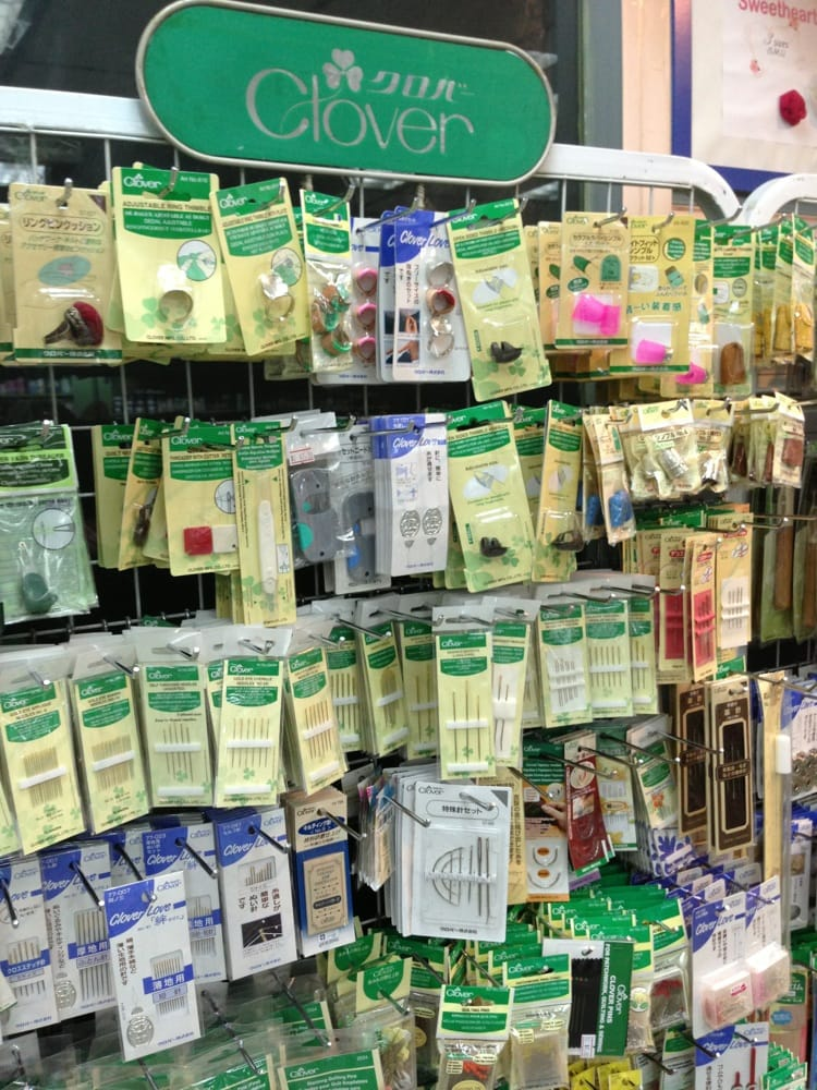 Clover sewing products! - Yelp
