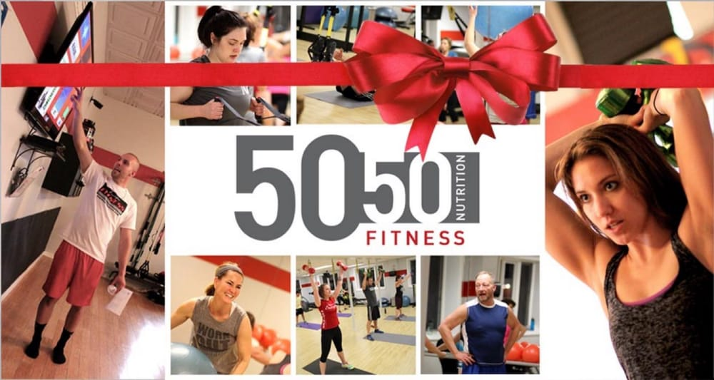 50/50 Fitness/Nutrition: 251 Russell St, Hadley, MA