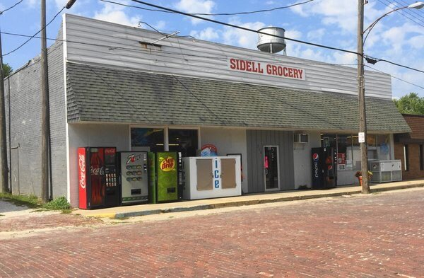 Sidell Grocery: 206 N Gray St, Sidell, IL