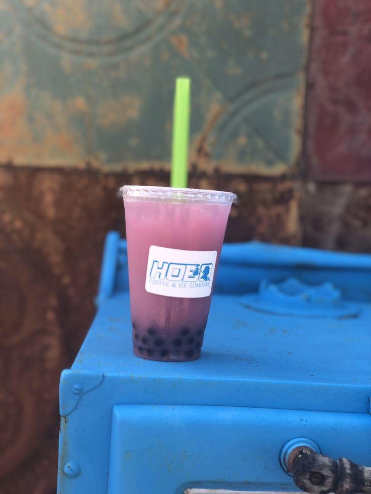 Hobo Coffee & Ice: 3202 Seymour Hwy, Wichita Falls, TX