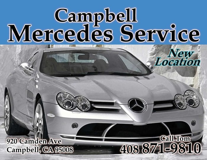 campbell mercedes service 51 reviews auto repair 920 camden ave campbell ca phone. Black Bedroom Furniture Sets. Home Design Ideas