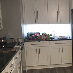 Photo of Lion Cabinets - Rockville, MD, United States. Not the nicest view