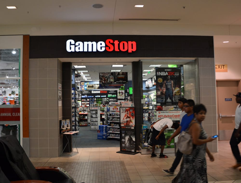 Gamestop Login