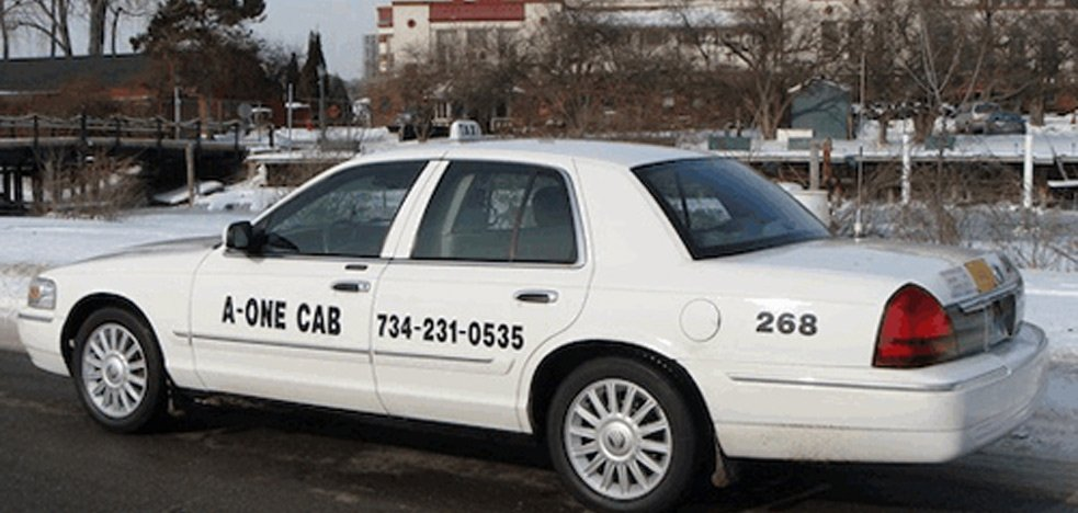Detroit Metro Airport Taxi Service: Taylor, MI