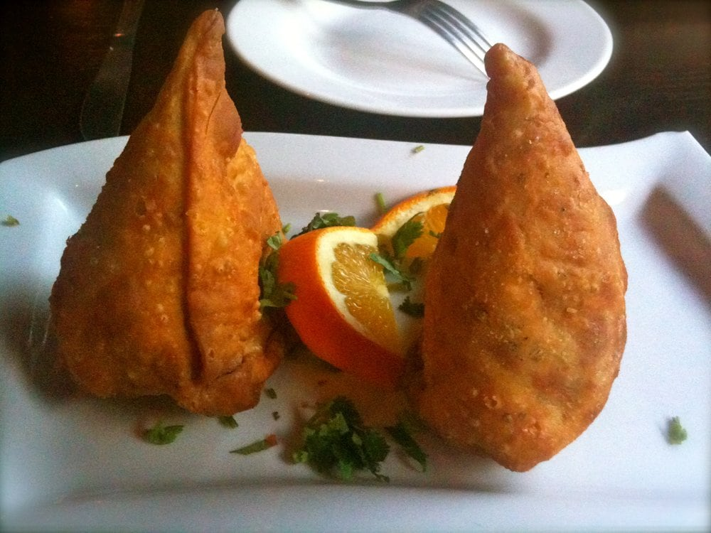 Samosas yelp for Akbar cuisine of india coupon