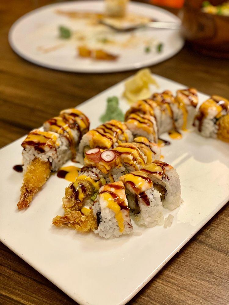 Shiki Sushi Bar & Japanese Grill: 221 E Sherman Ave, Coeur d'Alene, ID