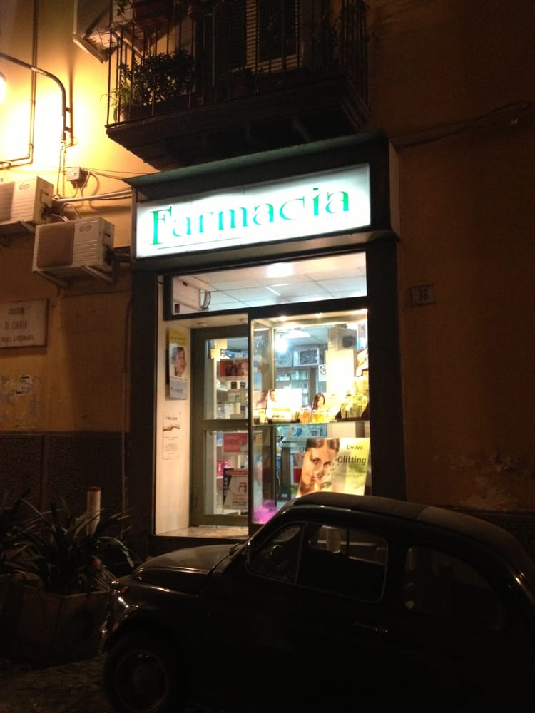 Farmacia De Maffutiis - Parafarmacie - Via Gradoni di