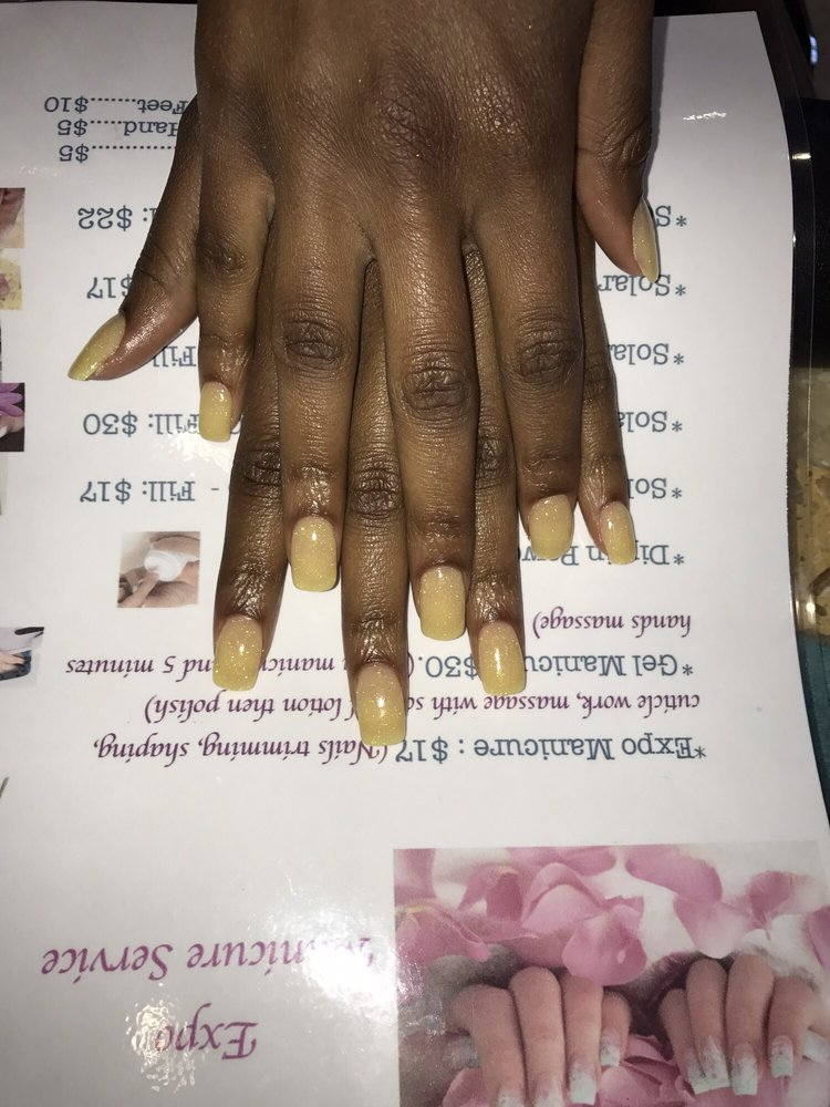 New color, depping powder by Laurent!!! - Yelp