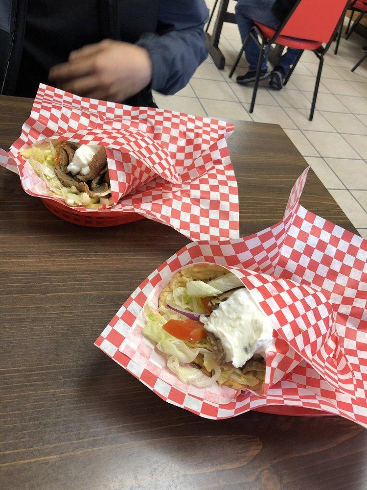 Tasty Greek: 1906 E Belt Line Rd, Carrollton, TX